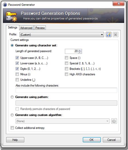 RandomPasswordGenerator